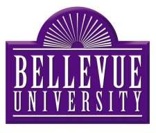 Bellevue University large logo