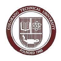 Colorado Technical University round logo