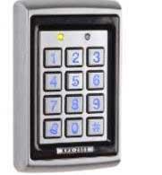 Passcode access keypad