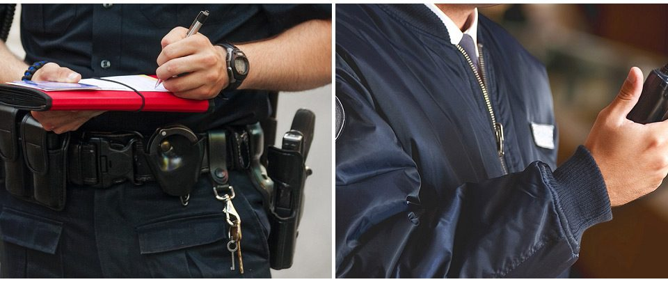 Mall Security Guard Salary