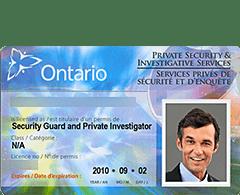 Sample PSISA License