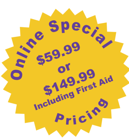 Special Pricing Seal $69.00