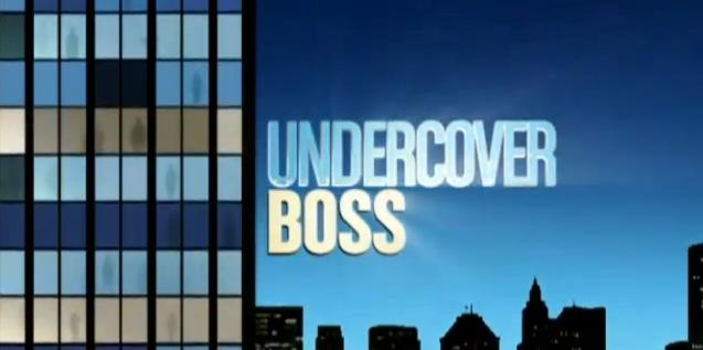 Channel 4's Undercover Boss