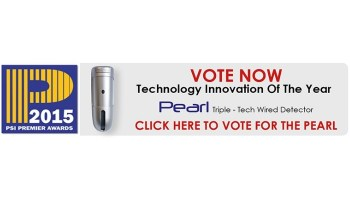 Security technology solution from gjd manufacturing ltd security pearl triple tech external detector shortlisted for award cheapraybanclubmaster Choice Image