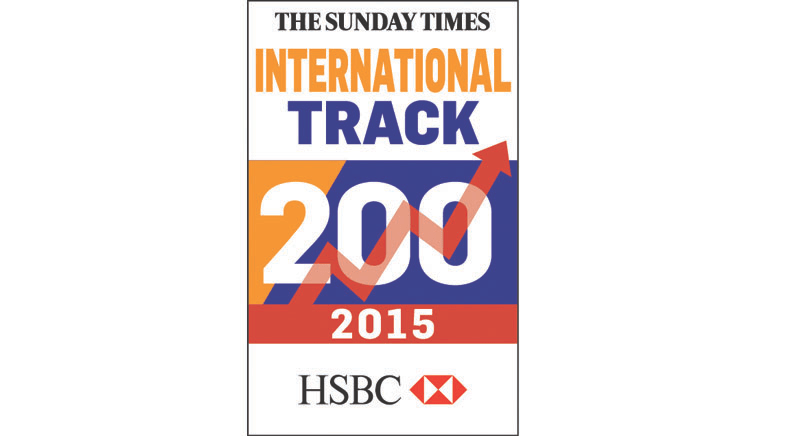 Paxton ranked in Sunday Times HSBC International Track 200