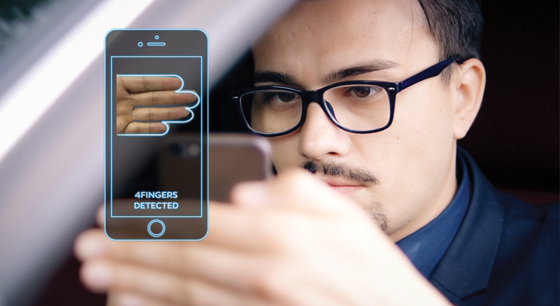 HOYOS labs combats identity theft with mobile finger authentication
