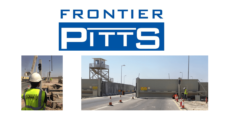 Frontier Pitts - Business Awards Finalist 2016