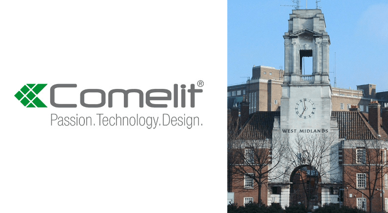Comelit leading the way in student accommodation security