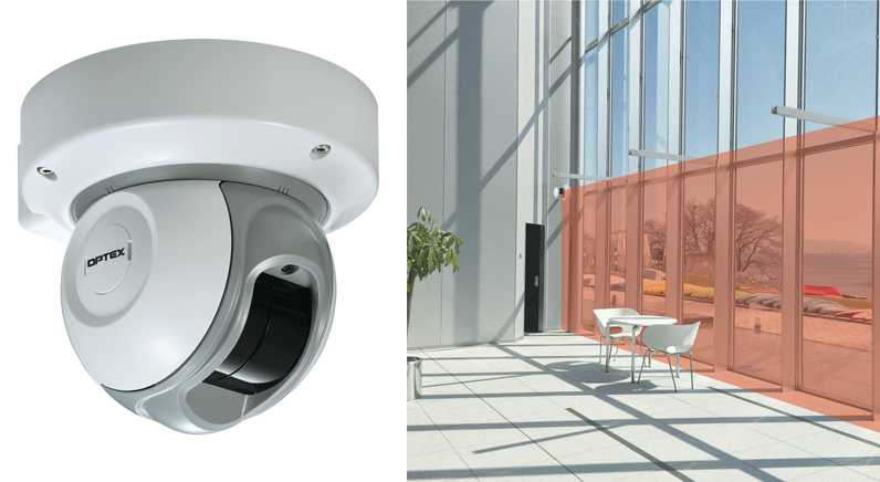 OPTEX launches new generation of indoor laser scanner