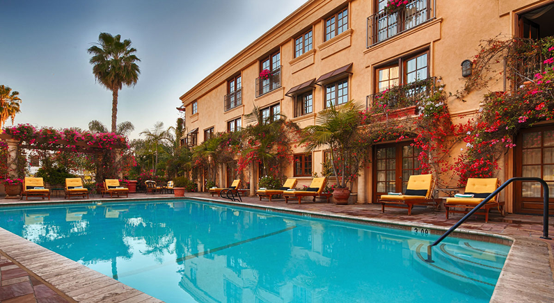 24-Hour Hikvision Video Surveillance for Hollywood Hotel