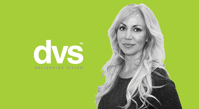 DVS Ltd welcomes Julie Joiner as their new Area Sales Manager