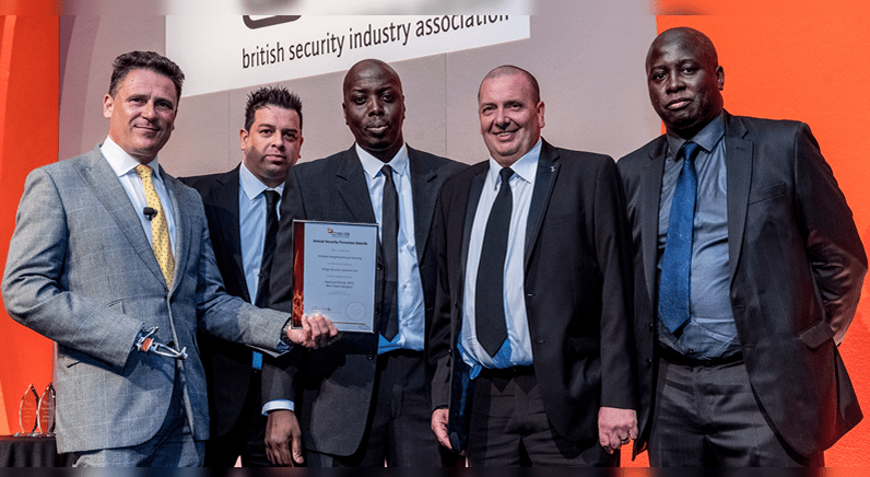 BSIA award success for Bradford security company, Kings Security