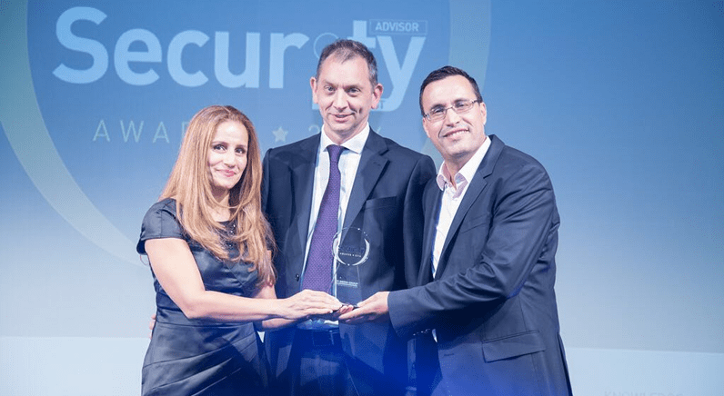 Security Advisor Middle East Magazine awards Centrify Best IAM Vendor