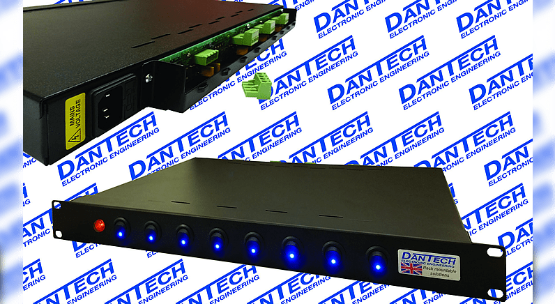 Dantech release new 'switchable' load power supply