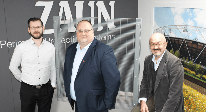 Zaun announces three new directors have joined the board