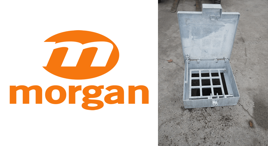 Morgan Marine launches new product at UK Security Expo 2016