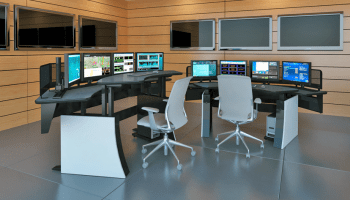 Winsted goes to new heights with control room console - Security ...