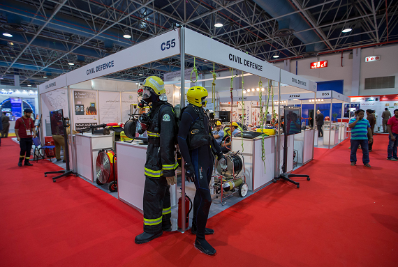 """Intersec KSA """"A small but highly professional and high-quality show"""", says Andreas Rex"""