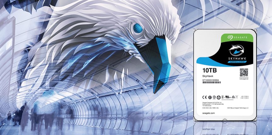 Seagate: SkyHawk™. The Smart Surveillance Storage Solution
