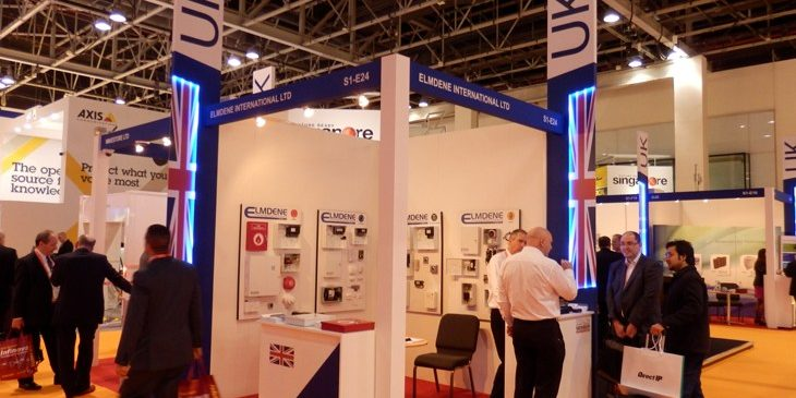 UK Pavillion at Intersec 2015