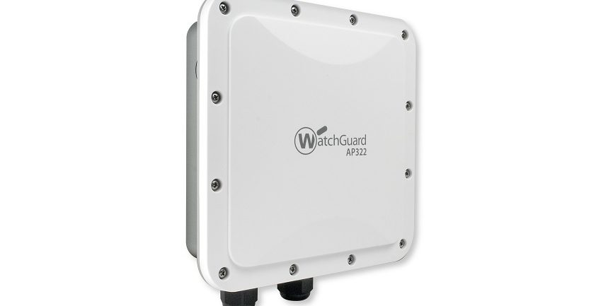 New WatchGuard AP322 Access Point brings secure, high-performance Wi-Fi outdoors