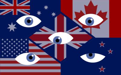 Bildergebnis für Five Eyes