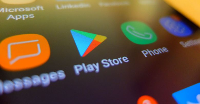 Google Playstore Icon Pic