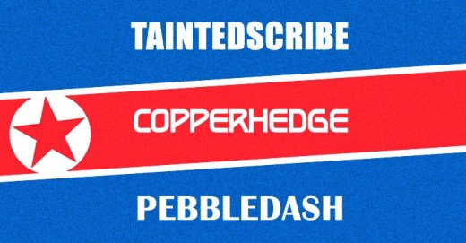 Malware Taintedscribe Copperhedge Pebbledash