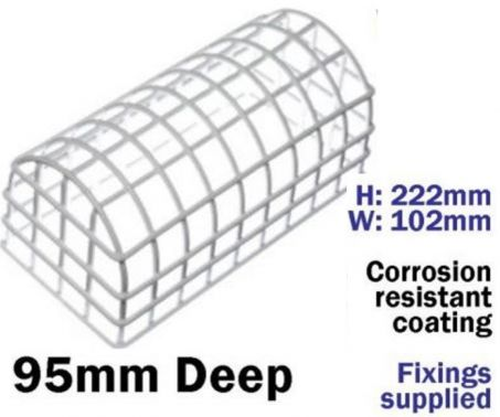 Motion Detector Protective Cage C9622