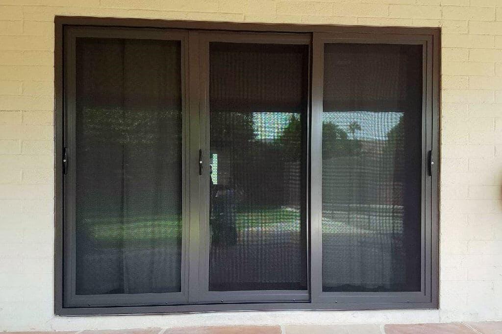 patio security screen doors phoenix