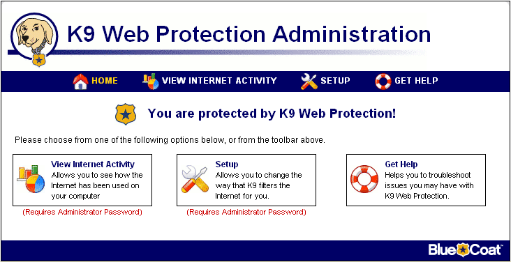 Web Security K9