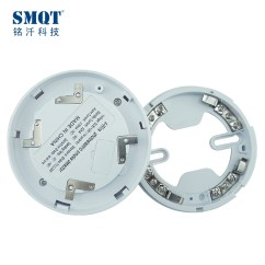 4 Wire Photoelectric Smoke Detector Dishwasher Wiring Diagrams Whirlpool For Fire Alarm System With No Nc Output Adjustable