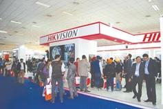 Hikvision showcases transport security solutions at