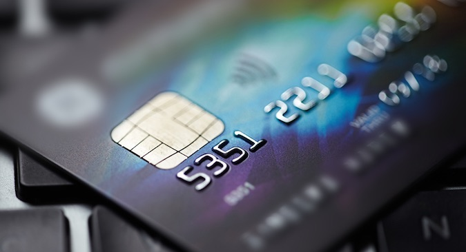 EMV Payment Card