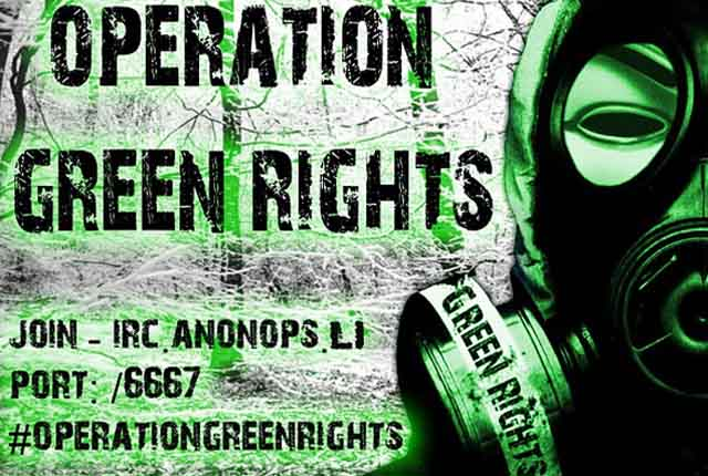 Operation Green Rights Promo Image