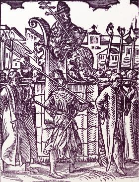 sedan chair rental baby carrier stephen loft simson european specialist pius v pope 1566 1572 being carried in a litter sedia gestatoria