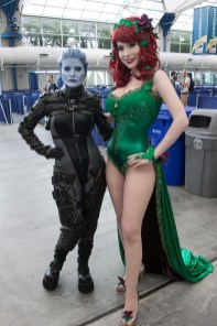 Asari-and-Poison-Ivy-SDCC-2013