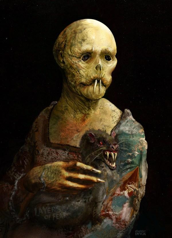 Layers of fear - Bartosz Kapron