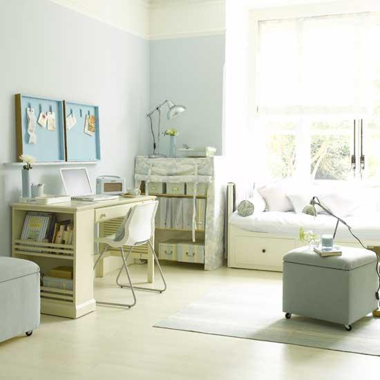 10 idee di design per arredare studio di casa