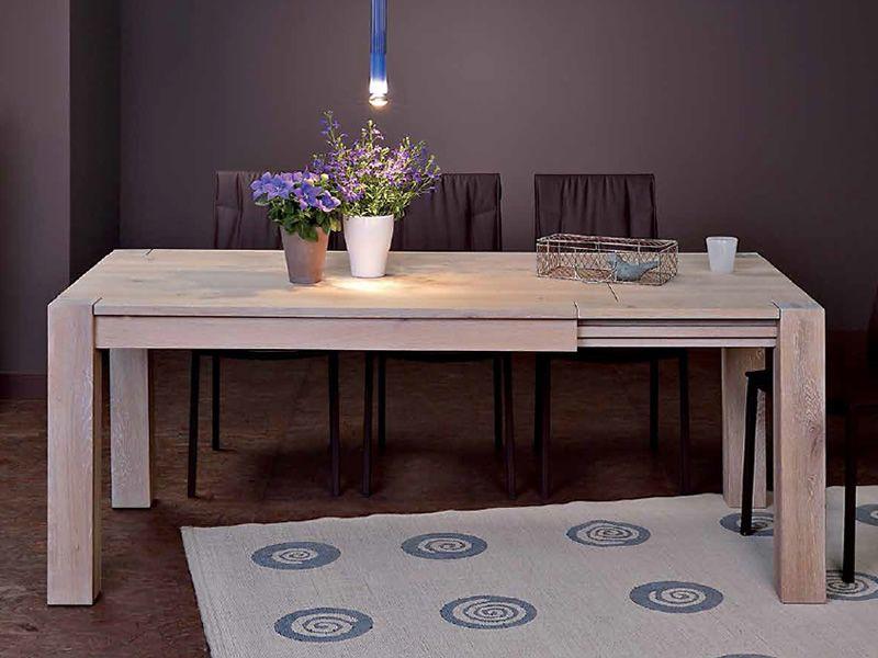 Tavolo Rovere Sbiancato - Idee per la casa e l\'interior design ...