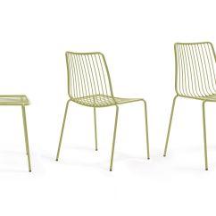 Chair Design Metal Limewash Chiavari Chairs Nolita Pedrali In Stackable With High Or