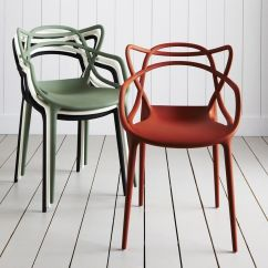 Design Chair Kartell Hanging Chairs For Rooms Masters Polypropylene In Different Colours Stacking Made Of