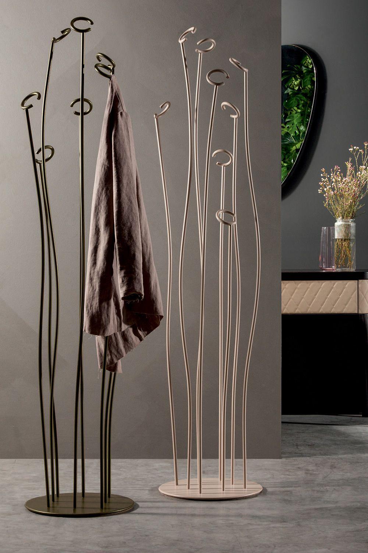 Alga 7416  Appendiabiti di design Tonin Casa in metallo