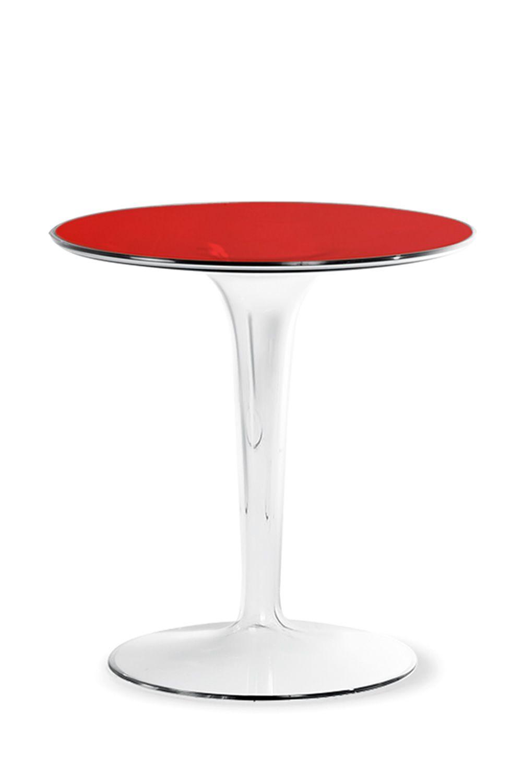 TipTop  Tavolino Kartell di design diametro 48 cm