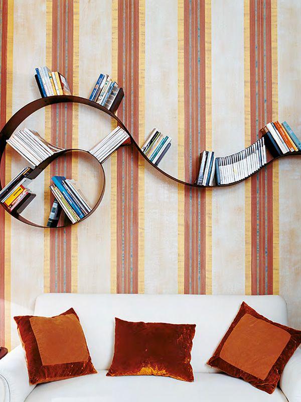 BookwormPopworm  Libreria Kartell di design in PVC