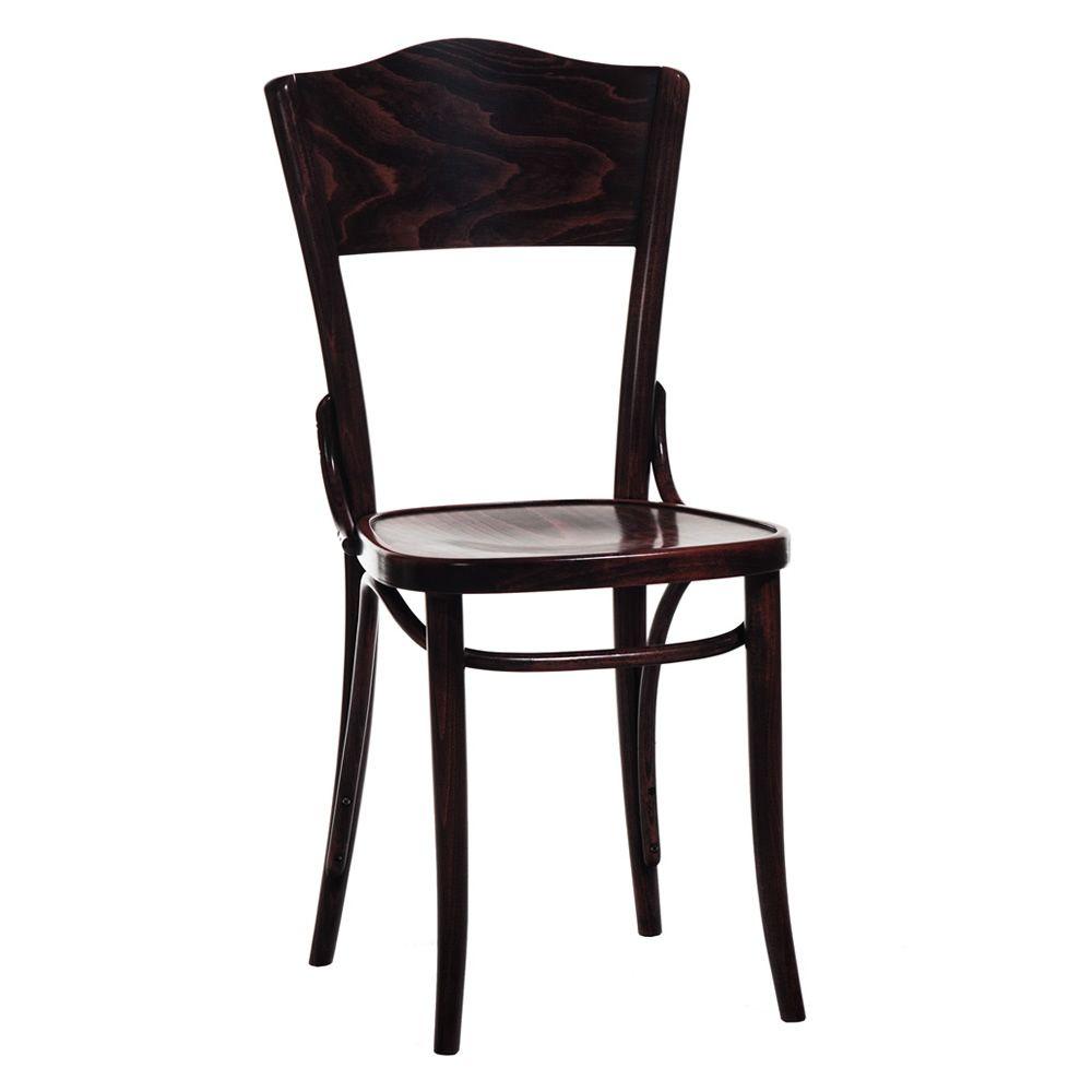 Dejavu 054  Sedia Ton in legno curvato sedile in legno