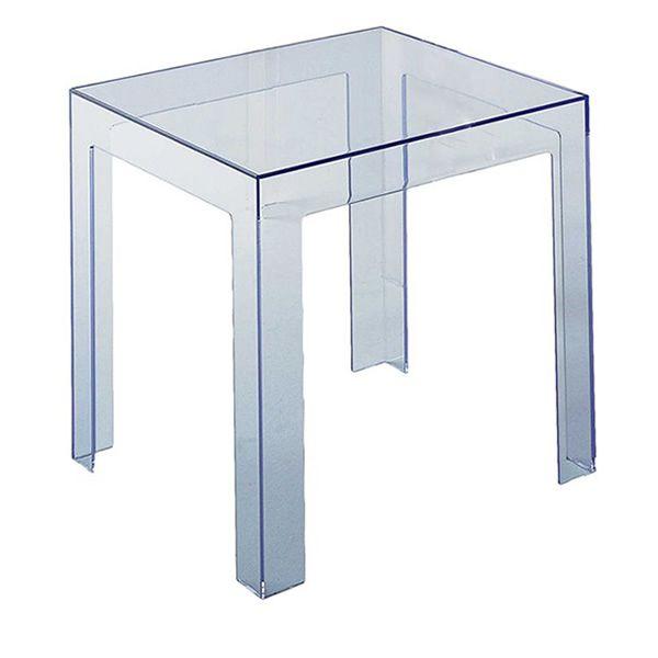 Jolly  Tavolino Kartell di design 40x40 cm in policarbonato anche per esterno  Sediarreda