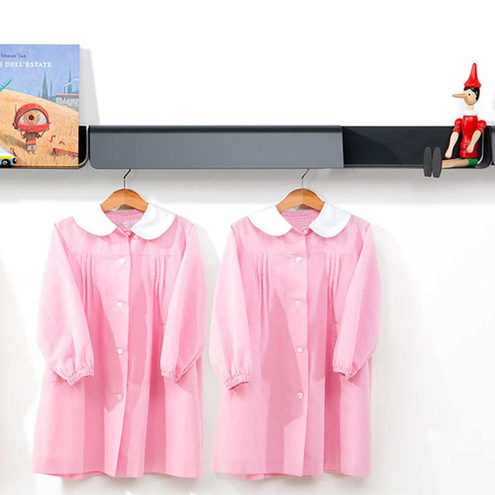 Dock  BLine coat hanger and wallmounted tray in metal
