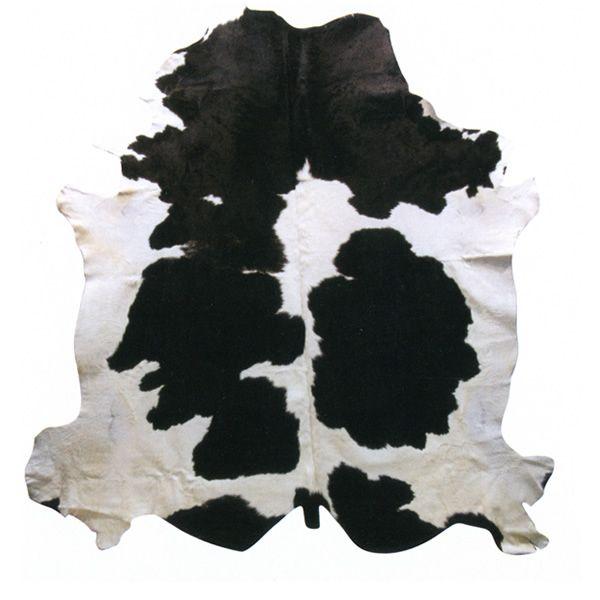 Pelle naturale  Tappeto mucca in pelle naturale bovino