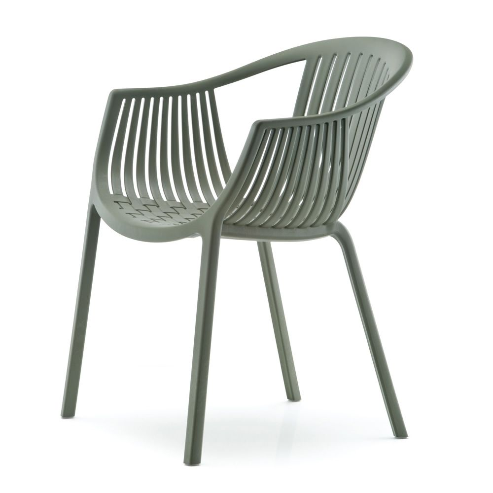 Tatami 306 Stackable Pedrali chair in polypropylene